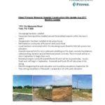 Pinnacle Memorial Hospital Construction Site Update