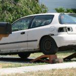 Abandoned Car in Yard Code Violation
