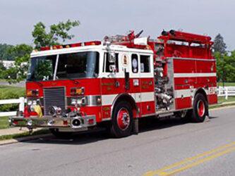 Reserve Engine   1991 Pierce Lance   1750gpm pump   1000 gallon booster tank