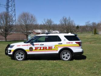 2017 Ford Explorer: Police Interceptor